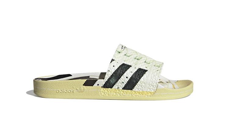 adidas,Superstar,Originals adi 贝壳头元素竟改成拖鞋?今夏这款 Superstar 你一定不能错过!