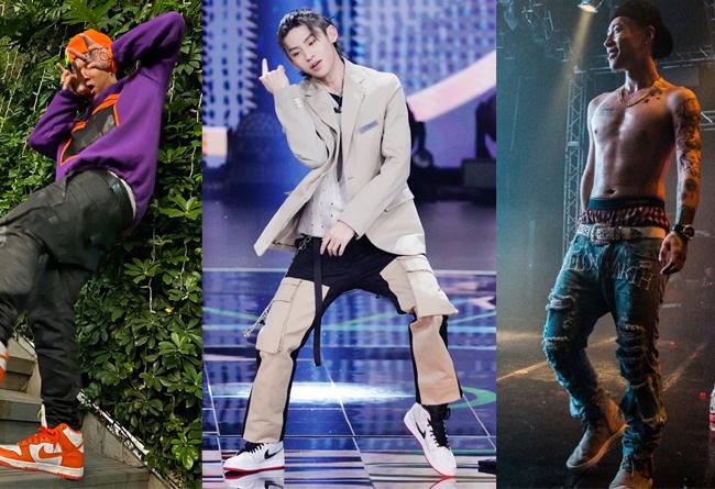 Nike,明星  今年最火说唱综艺!满眼都是狠货鞋王!《说唱听我的》不止有「魔动闪霸」!