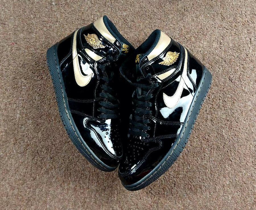 莆田鞋-Air Jordan 1 High OG 货英超下注平台:555088-032插图(4)