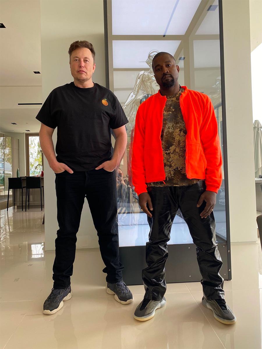 Kanye West,侃爷  刚刚!侃爷正式宣布,竞选 2020 美国总统!
