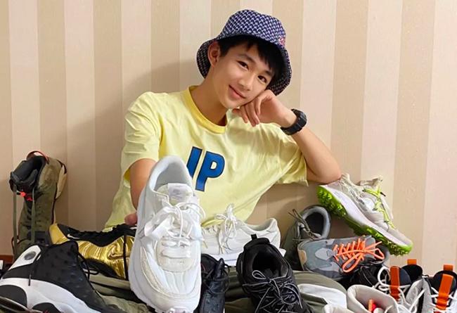 朱朝阳,张东升,荣梓杉,明星,Nike  《隐秘的角落》两大反派竟然都是鞋头!你最想踩朱朝阳的哪双鞋?