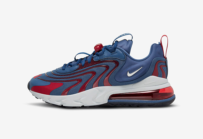 莆田鞋-Nike Air Max 270 React ENG 货号:CT1281-400