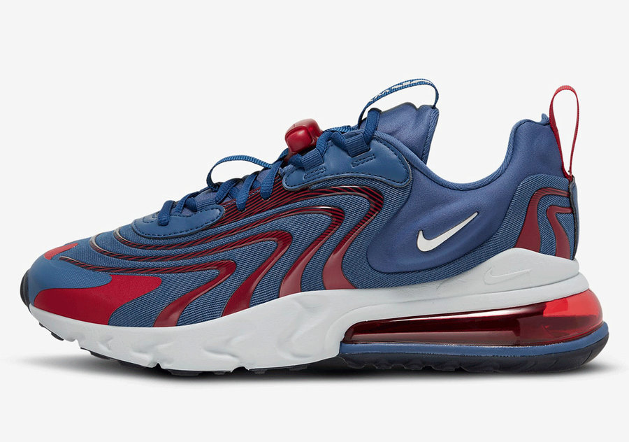 莆田鞋-Nike Air Max 270 React ENG 货英超下注平台:CT1281-400插图(1)