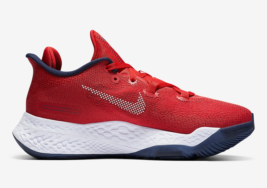 莆田鞋-Nike Air Zoom BB NXT 货英超下注平台:CK5707-600插图(4)