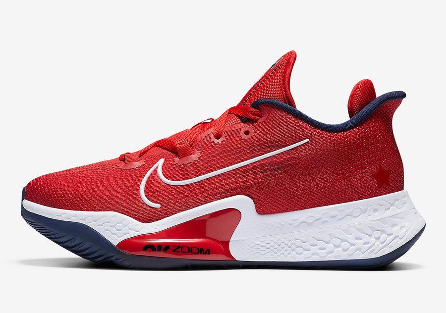莆田鞋-Nike Air Zoom BB NXT 货英超下注平台:CK5707-600插图(1)