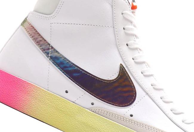 莆田鞋-Blazer Mid '77 Vintage 货英超下注平台:CZ8653-136插图