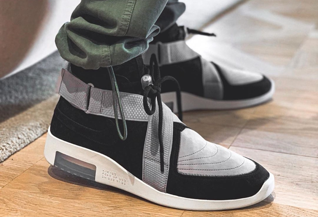 莆田鞋-Nike Air Fear Of God Friend & Family 货号:AT8087-003
