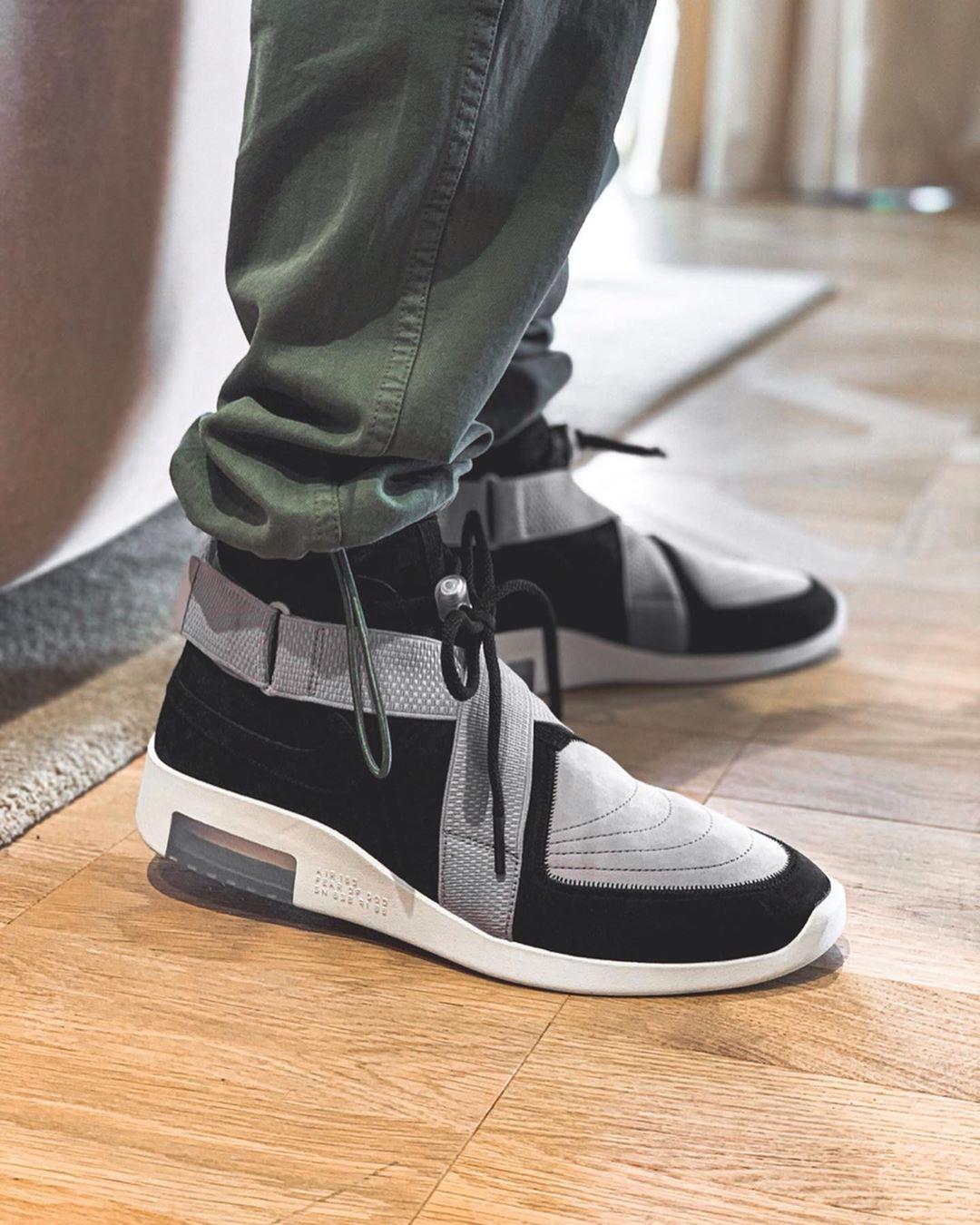 莆田鞋-Nike Air Fear Of God Friend & Family 货英超下注平台:AT8087-003-货源网