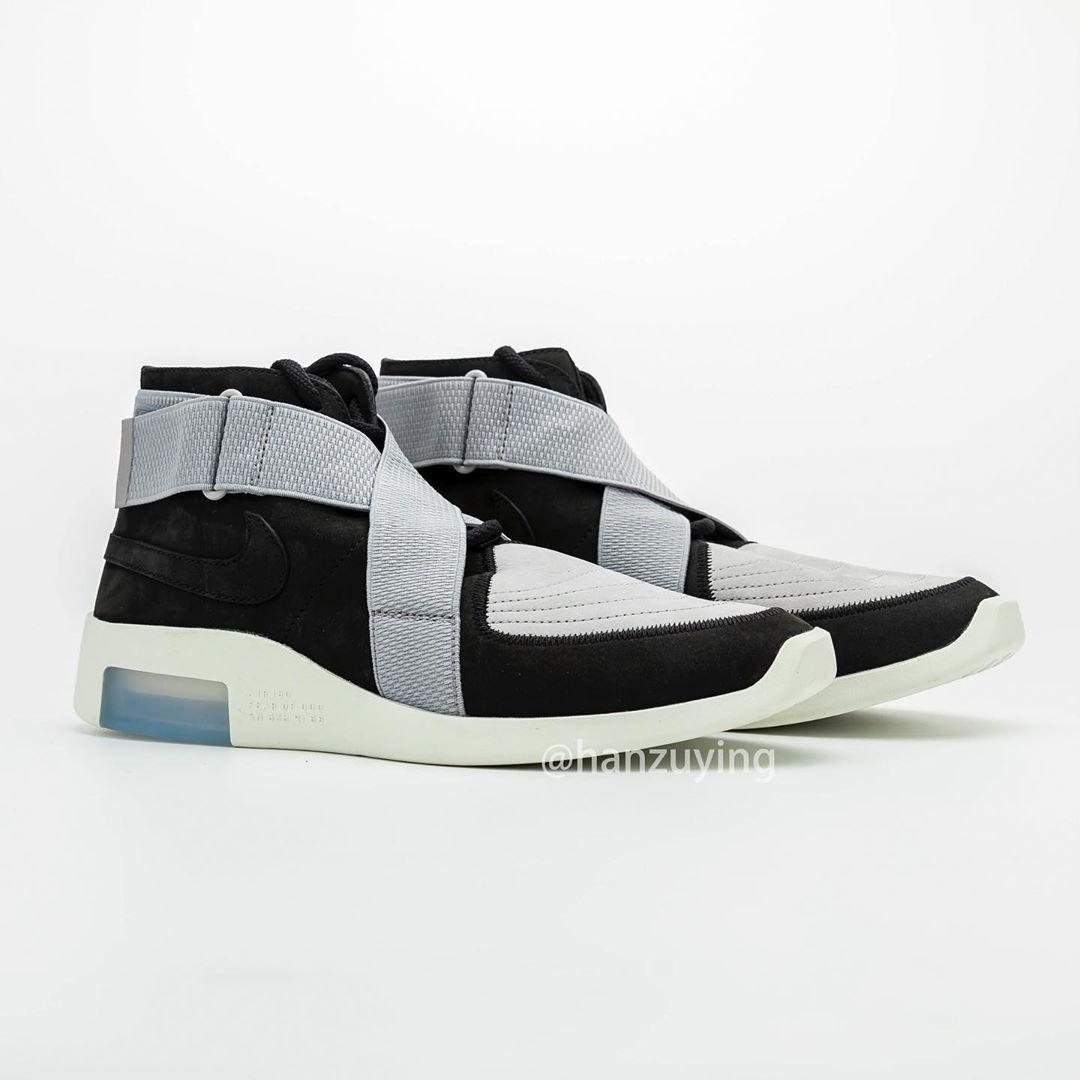 莆田鞋-Nike Air Fear Of God Friend & Family 货英超下注平台:AT8087-003插图(2)