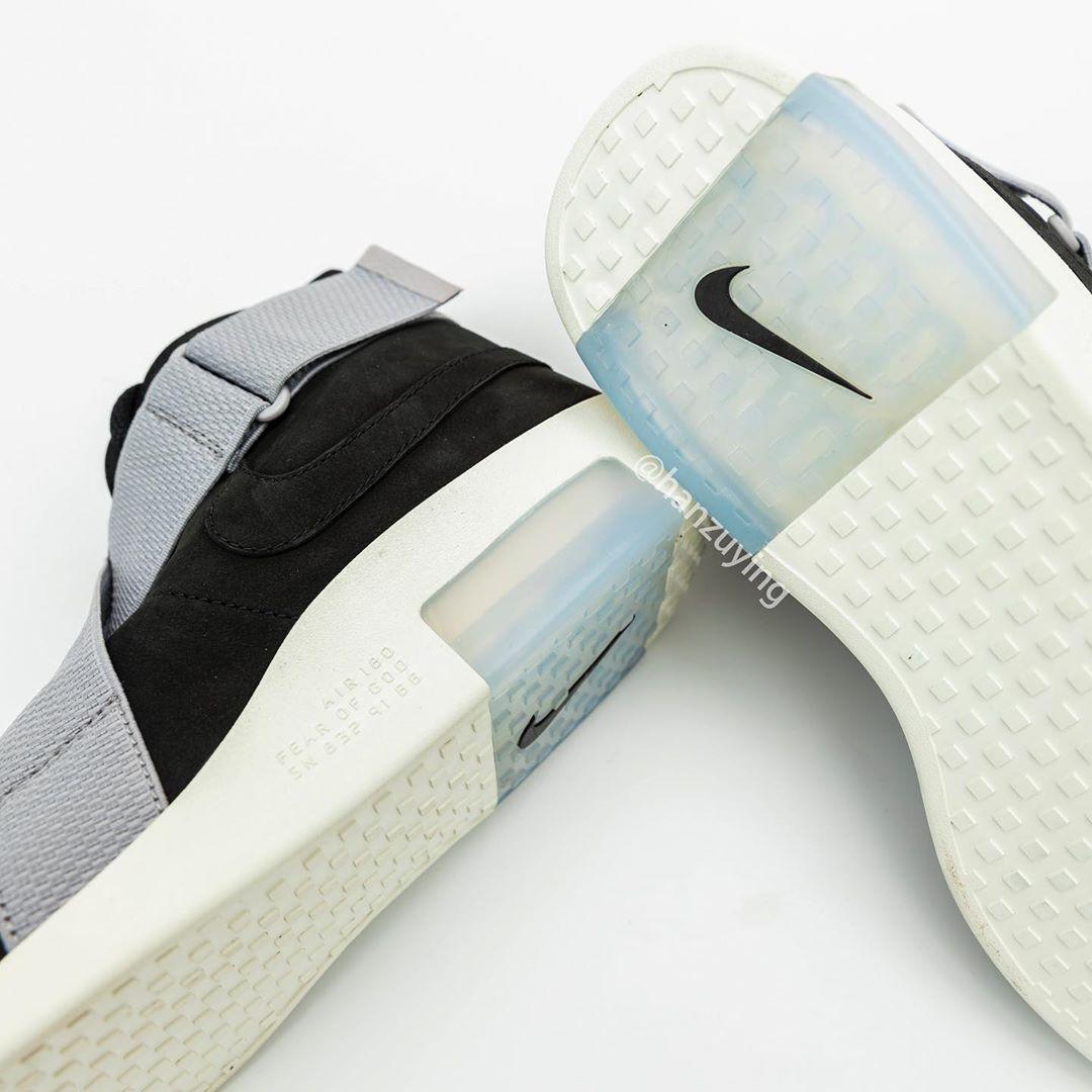 莆田鞋-Nike Air Fear Of God Friend & Family 货英超下注平台:AT8087-003插图(11)