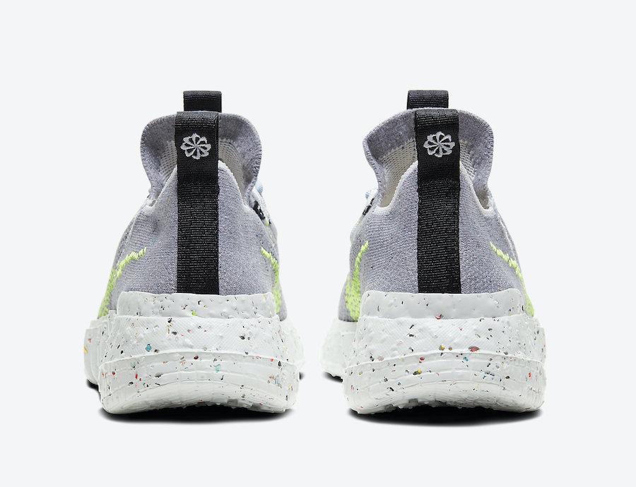 莆田鞋-Nike Space Hippie 01 货火博体育app:CQ3986-002插图(5)
