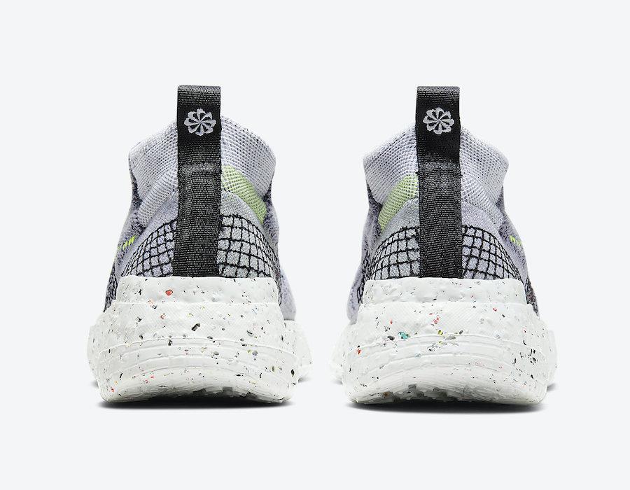 莆田鞋-Nike Space Hippie 01 货火博体育app:CQ3986-002插图(8)