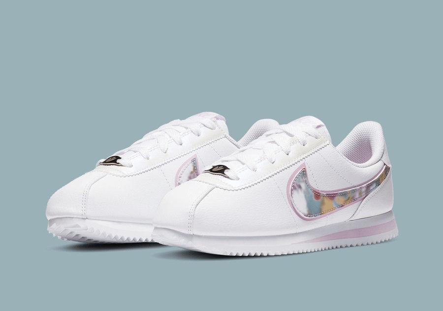 莆田鞋-Nike Cortez SE 货英超下注平台:CN8145-100插图(1)