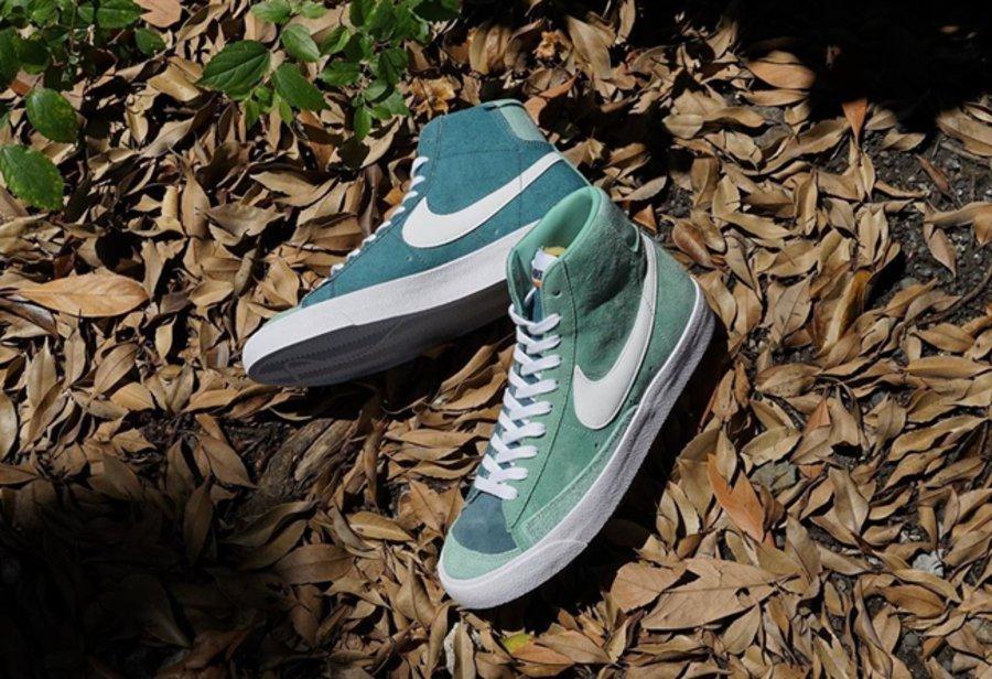 莆田鞋-Nike Blazer Mid 77 Vintage 货英超下注平台:CZ4609-300插图