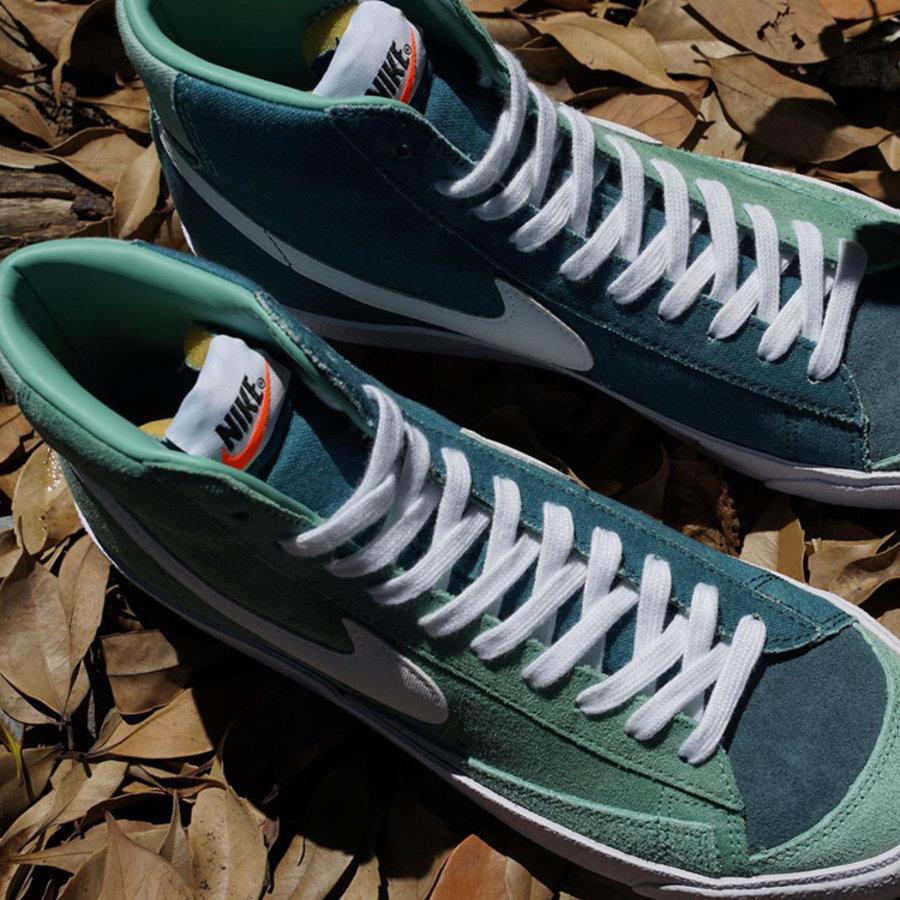 莆田鞋-Nike Blazer Mid 77 Vintage 货英超下注平台:CZ4609-300插图(3)