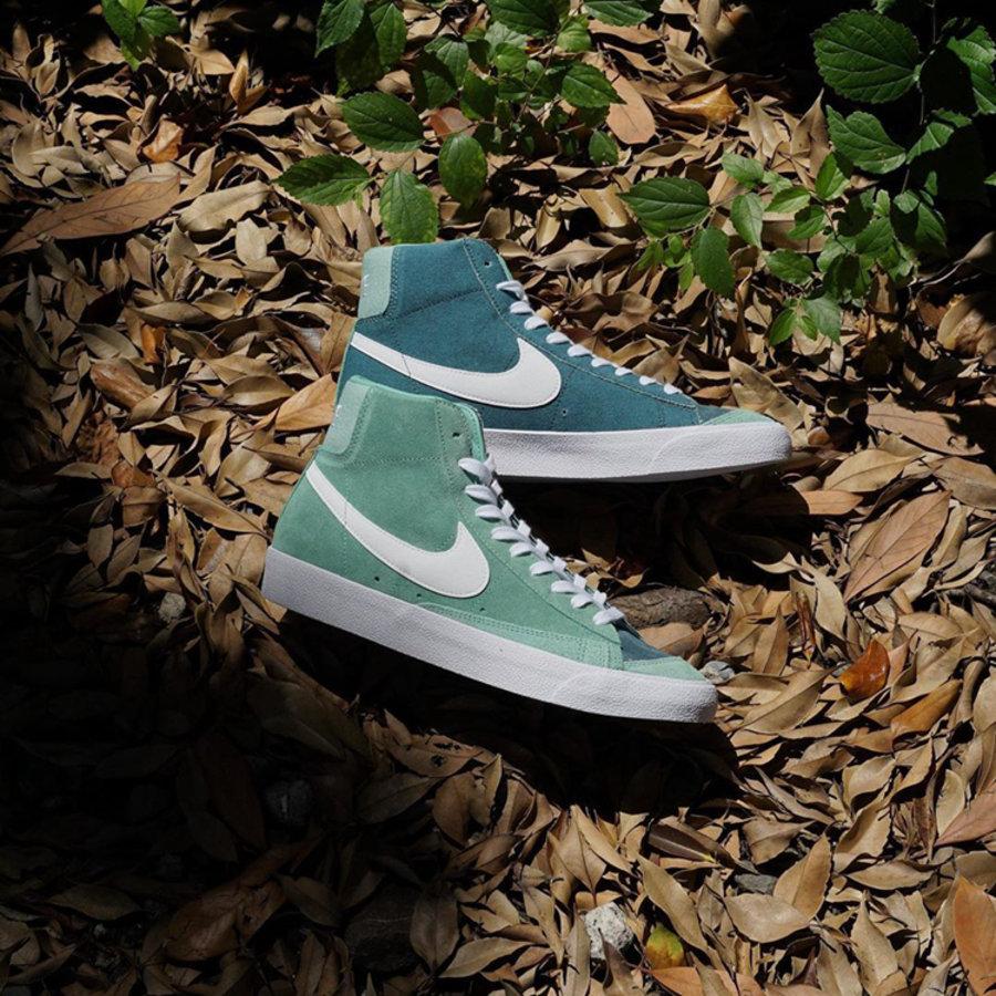 莆田鞋-Nike Blazer Mid 77 Vintage 货英超下注平台:CZ4609-300插图(2)