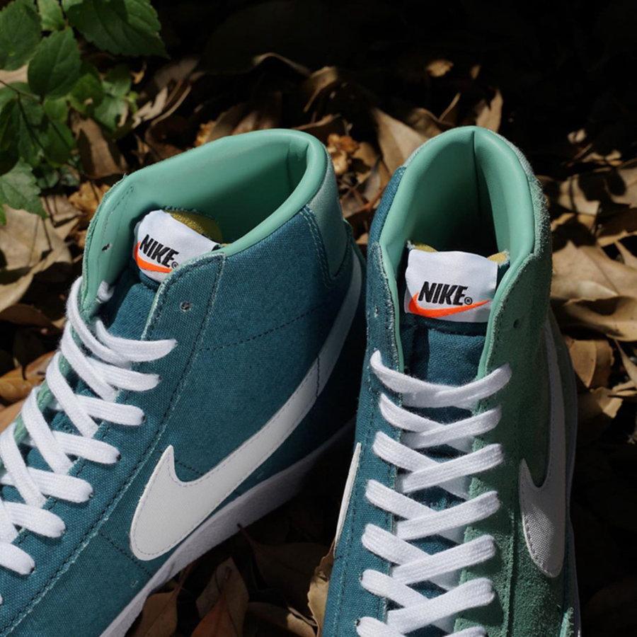 莆田鞋-Nike Blazer Mid 77 Vintage 货英超下注平台:CZ4609-300插图(4)