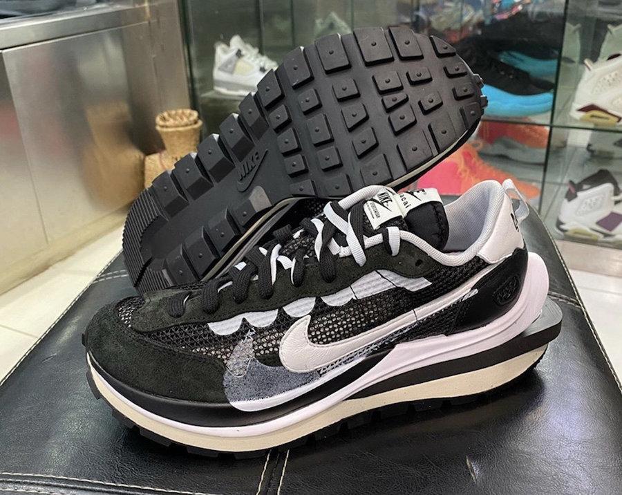 sacai,Nike,VaporWaffle,CV1363-  今年秋季发售!sacai x Nike VaporWaffle 最新实物释出