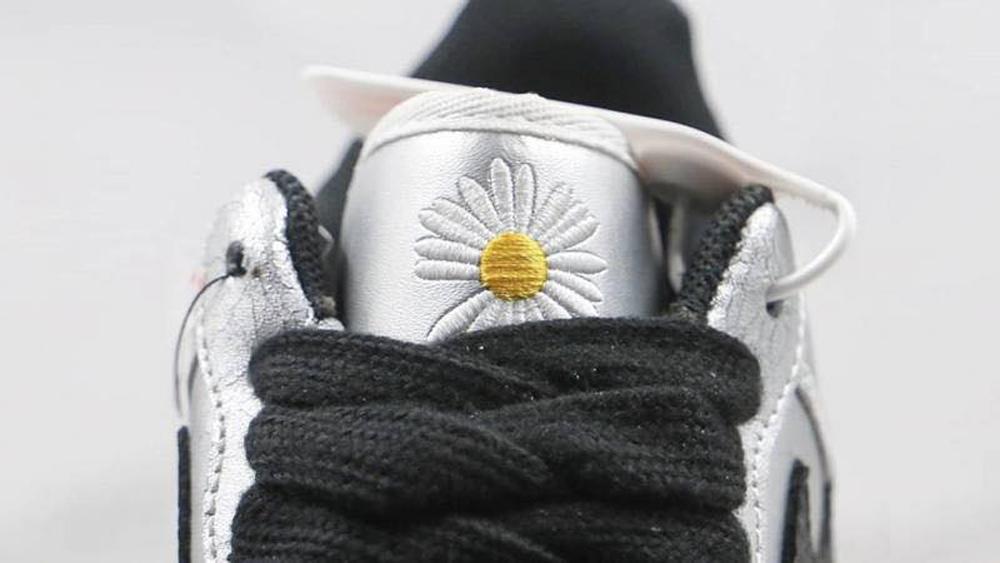 Nike,Air Force 1,PEACEMINUSONE  反转银白色调!权志龙 Air Force 1 第二款配色年底发售