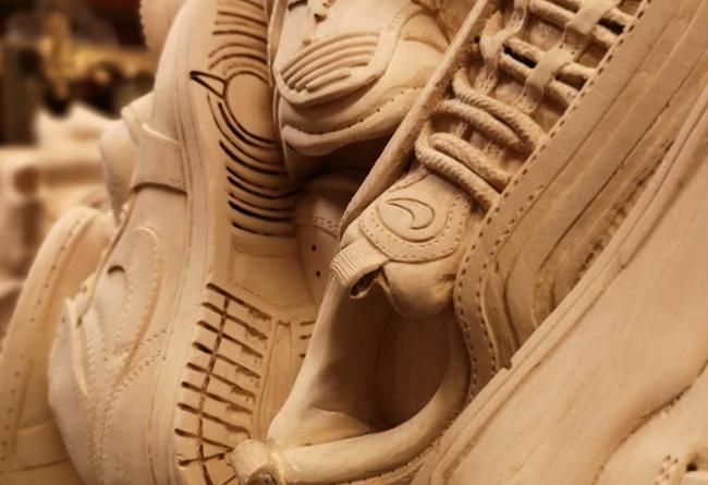 别说,球鞋,没,有文化,这些,鞋没,一双,能穿,但,  别说球鞋没有文化!这些鞋没一双能穿,但鞋头肯定想要!