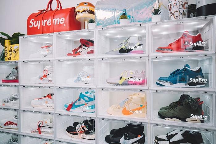 花,300W,买鞋,与,蔡徐,坤做,邻居,广东,小伙,拥,  花300W买鞋,与蔡徐坤做邻居!广东小伙开挂逆袭,马云都为他站台