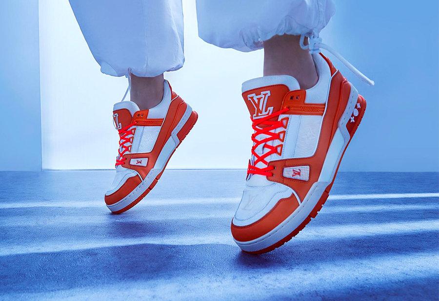 LV,LV Trainer  奢华版雪城 Dunk Low!多双全新 LV 球鞋刚刚上架!