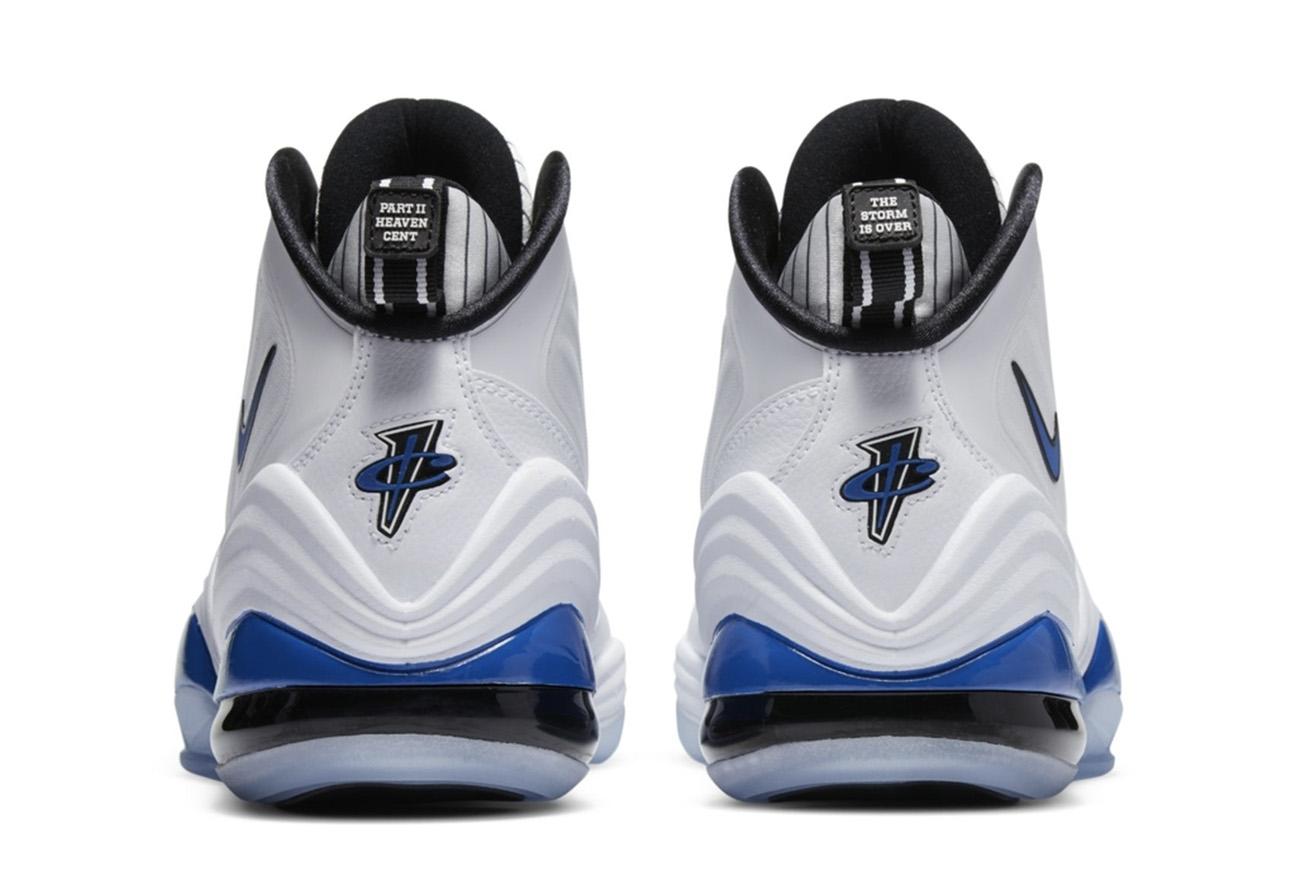 Nike,Air Penny 5,哈达威  复古魔术主题!哈达威 Air Penny 5 即将发售!