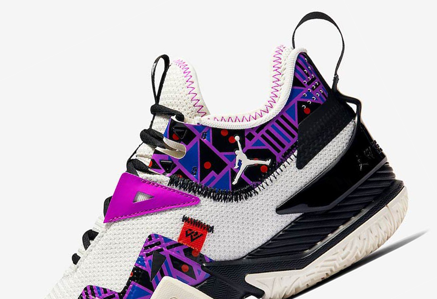 Jordan,Westbrook One Take,Quai  今年 Quai 54 鞋款有点多!这次是威少支线战靴!