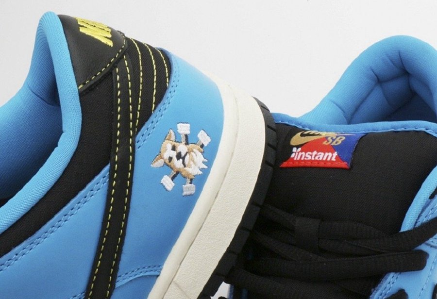 Dunk SB,Nike  这些细节你还不知道!「忠犬八公」Dunk SB 完整实物曝光!