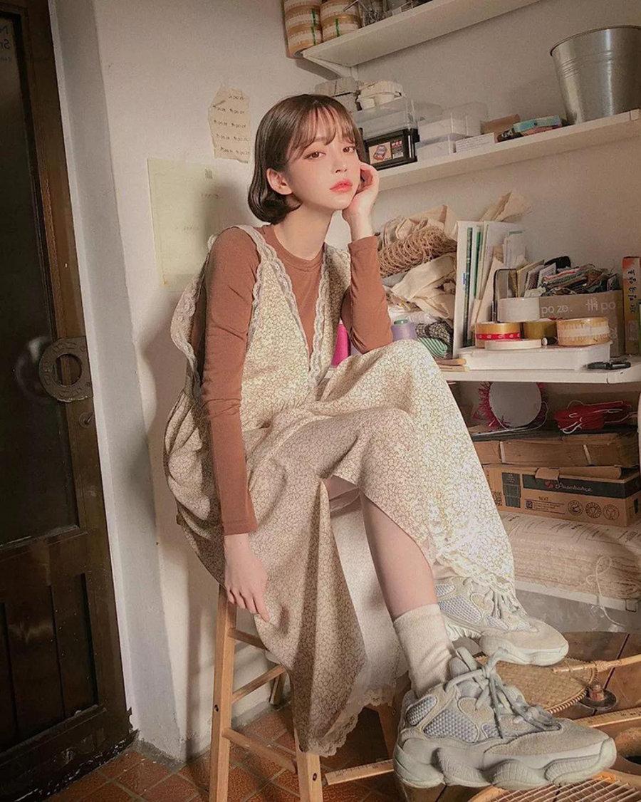 DJ Soda,Taeri,姜泰莉  DJ Soda 闺蜜!「韩国版 Angelababy」穿球鞋太顶了!迷倒 170 万网友!