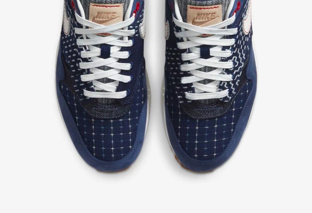 CW7603-400,Air Max 1,Nike CW7603-400 今年还有 Nike「牛仔联名鞋」!规格、定价都高得吓人!