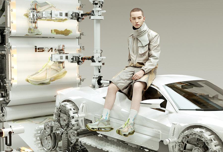 定价近 4K!「Nike 坦克鞋」发售信息来了