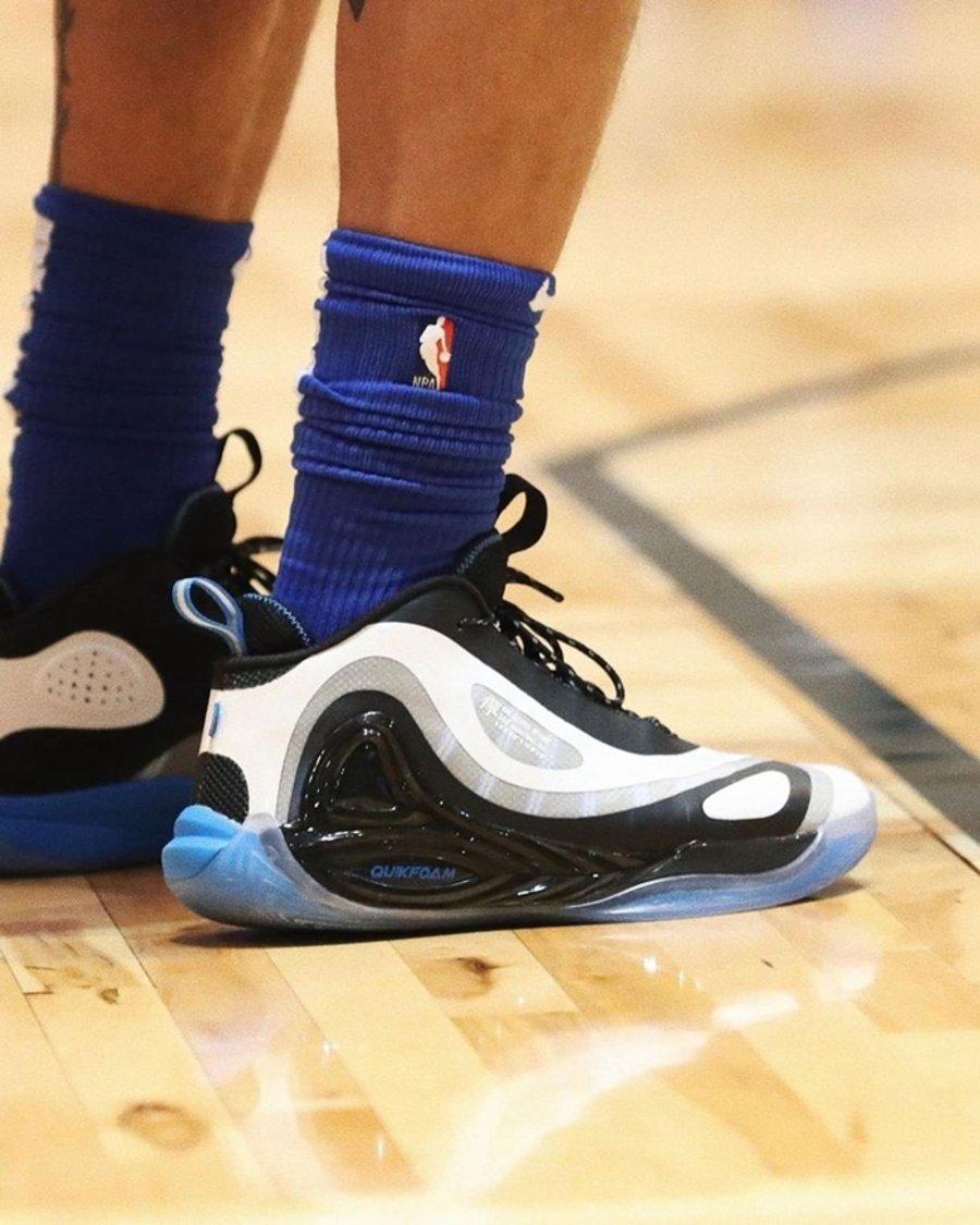 LeBron,Nike,adidas,球星上脚,球鞋上脚  詹姆斯上脚周杰伦 LeBron 17!多款新鞋首次亮相球场!