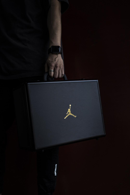 Jordan AJNT 23,发售,上脚,开箱  手提箱鞋盒!AJ 神秘新鞋本周超限量发售!抢先上脚!