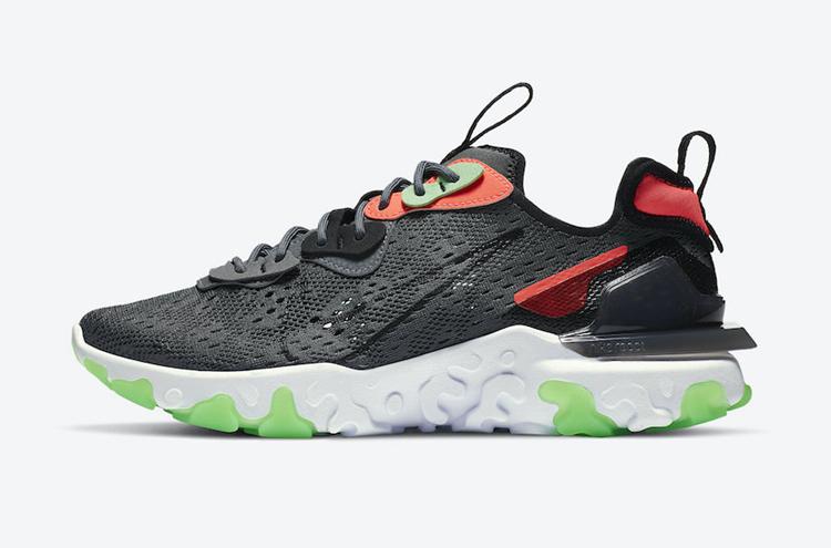 Nike,React Vision,Worldwild,CT  时髦与脚感双重保证!Nike Worldwild 系列再添新成员!