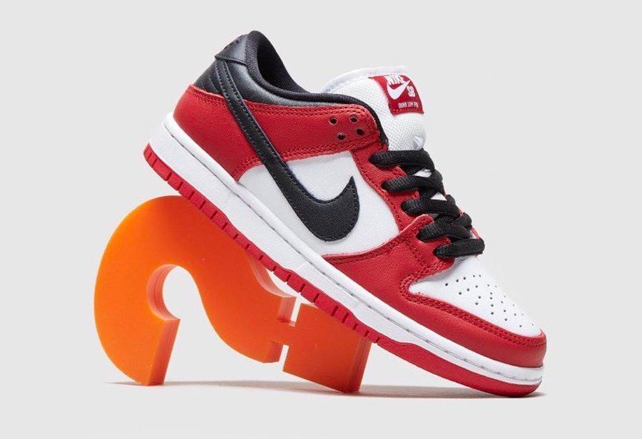 Nike,Dunk SB Low  Nike 太会玩!芝加哥 Dunk SB Low 实物曝光!本月就发售!