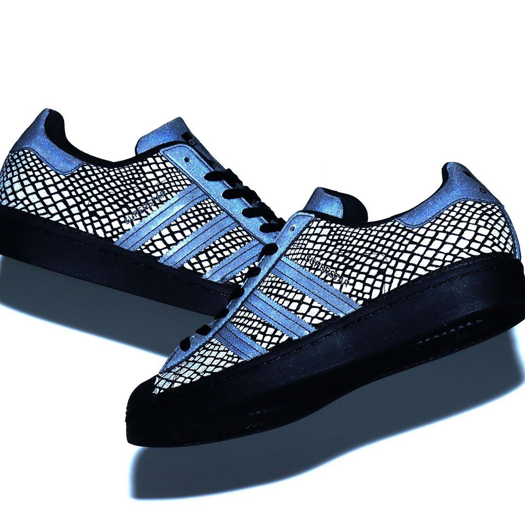 adidas,Originals SUPERSTAR,G-S  50 周年特别款!蛇纹 adidas Superstar 本周发售!