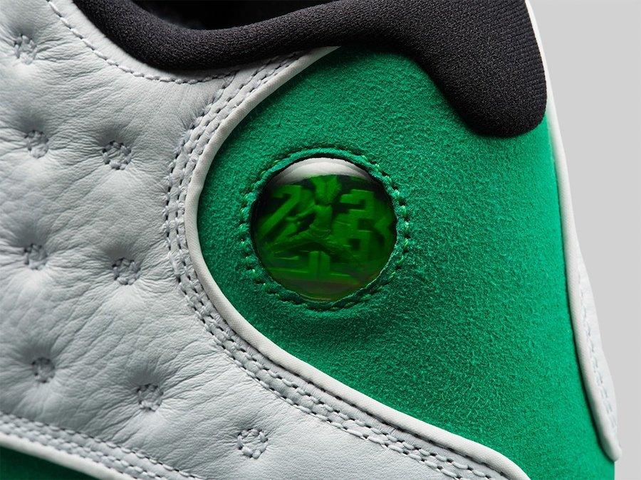 AJ13,Air Jordan 13,DB6537-113, Jordan 秋冬重磅新品!白绿 AJ13 九月发售