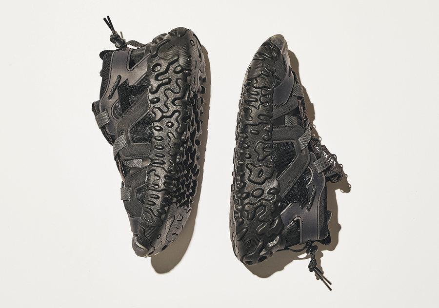 Nike,ISPA OverReact,发售 超爽中底 + 清爽鞋面!凉鞋版 ISPA OverReact 即将登场