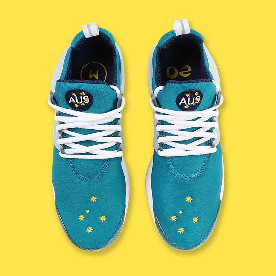 Nike,Air Presto,Australia,CJ12 时隔 20 年再度回归!澳大利亚主题 Air Presto 现已发售!