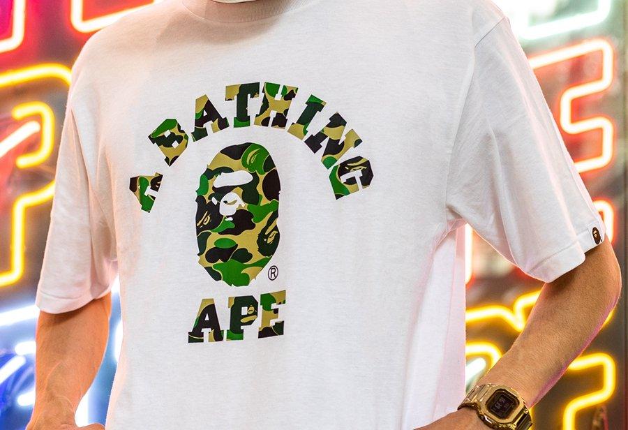 BAPE®,夏季套装  苦等半年!买到赚到的 BAPE®「夏季套装」后天发售!错过拍大腿!