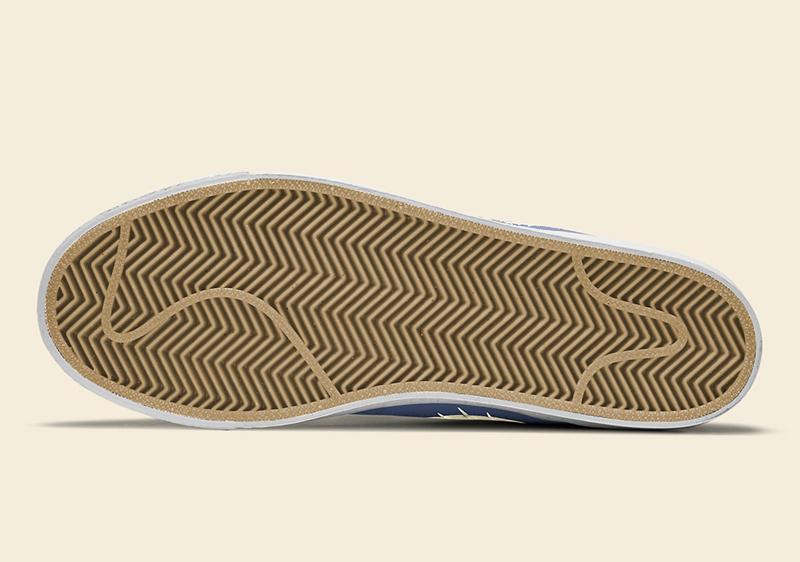 Nike SB,Blazer Mid Premium,Sas 日式刺绣点缀!全新配色 Nike SB Blazer Mid 首次曝光!