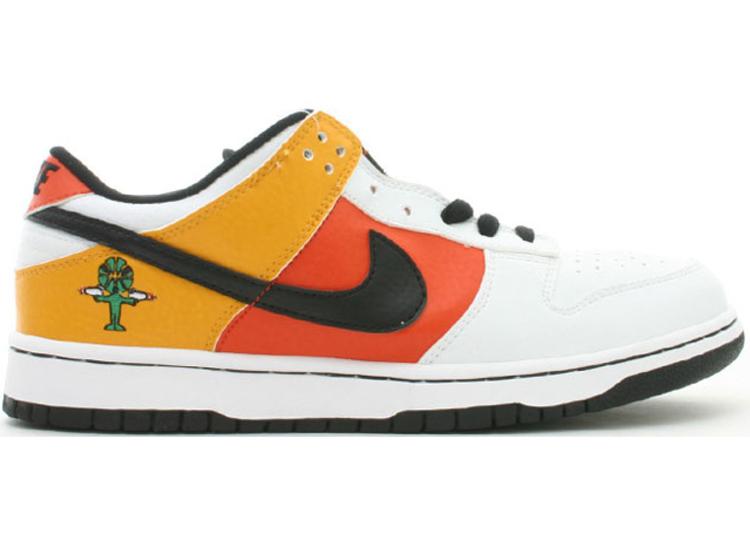 Nike,Air Force 1,Raygun  太会玩!全新配色 AF1 配色居然来自市价¥7000 的外星人 Dunk SB!