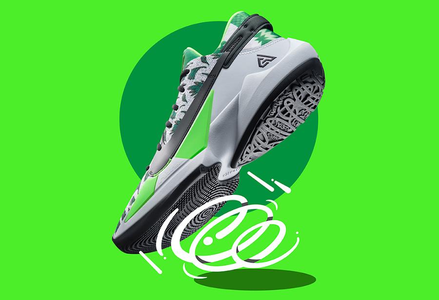 Nike,Zoom Freak 2,Naija,DA0907  字母哥二代 Naija 配色灵感揭秘!不得不说配色太骚气!