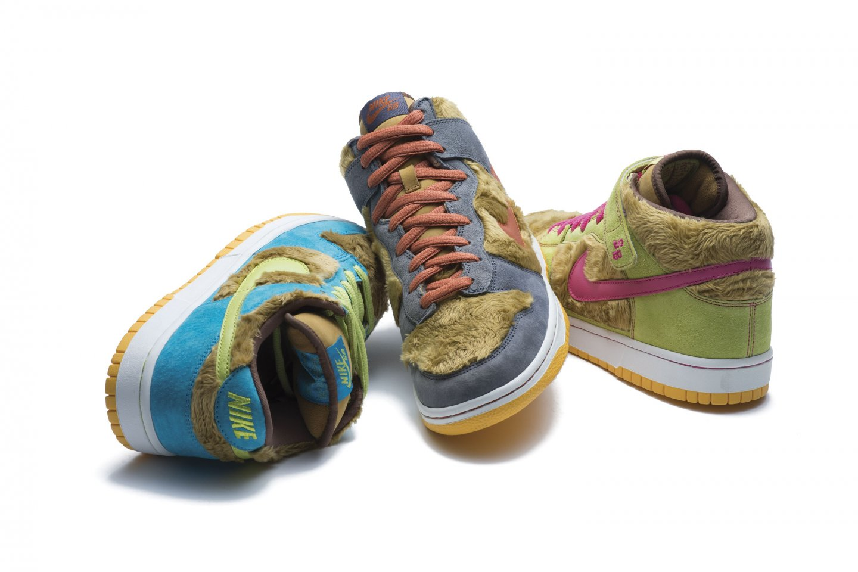 Nike,Dunk,Grateful Dead,  周杰伦都没有的「万元 Nike 新联名」小编提前上脚!明早开抢!
