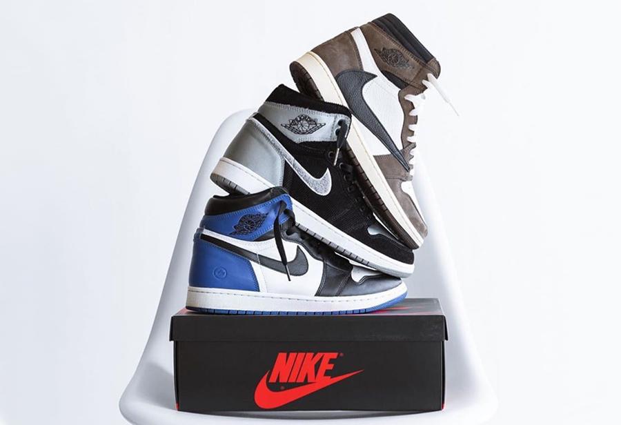 Air Jordan 1,AJ1,发售  AJ1 触底反弹?!倒钩、OW 又快破万了!反季都能全线涨价!