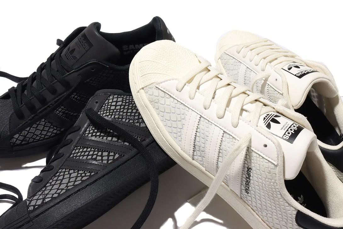 atmos,adidas,Superstar  50 周年特别款!atmos x adidas Superstar 明天发售!
