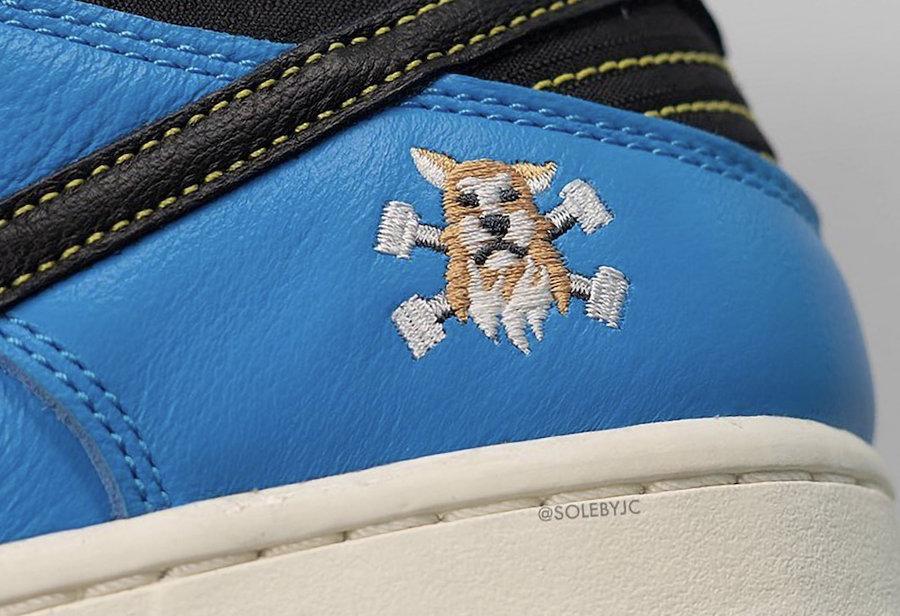 Nike,Dunk SB,发售,CZ5128-400  小熊 Dunk SB 买不起!接下来这双「小狗联名」别再错过!