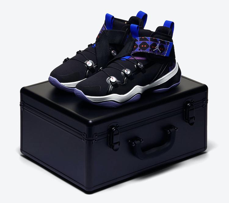 Jordan Brand,AJNT23,Quai 54,CZ  手提箱 Jordan AJNT 23 新配色曝光!飞人 Logo 罕见上脚黑脚趾 AJ1!