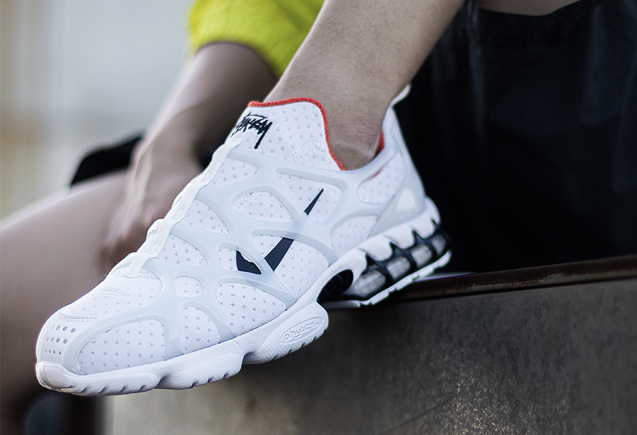 Air Zoom Kubini,Stüssy,Nike  今早 Stüssy 联名你买到了么?小编抢先上脚,越看越香!